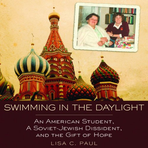 Swimming in the Daylight audiobook cover art