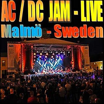 Ac/Dc Jam Live - Malmö Sweden