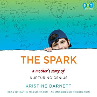 The Spark: A Mother's Story of Nurturing Genius audiobook cover art