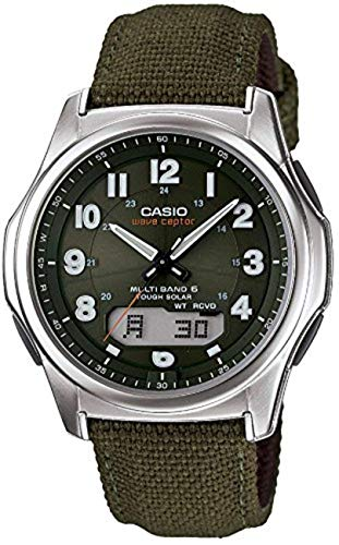 Casio Wave Ceptor Tough Solar MULTIBAND6 Men's Watch WVA-M630B-3AJF (Japan Import)