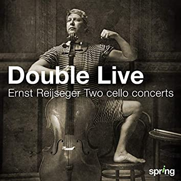 Double Live: Two Cello Concerts