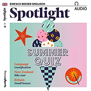 Spotlight Audio - Summer Quiz 7/2018 Titelbild