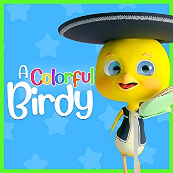 A Colorful Birdy