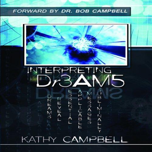Interpreting Dr3AM5 audiobook cover art
