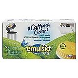 Emulsio Naturale 0299913 Ilcattura Odori Piccoli Spazi, 2 x 20g