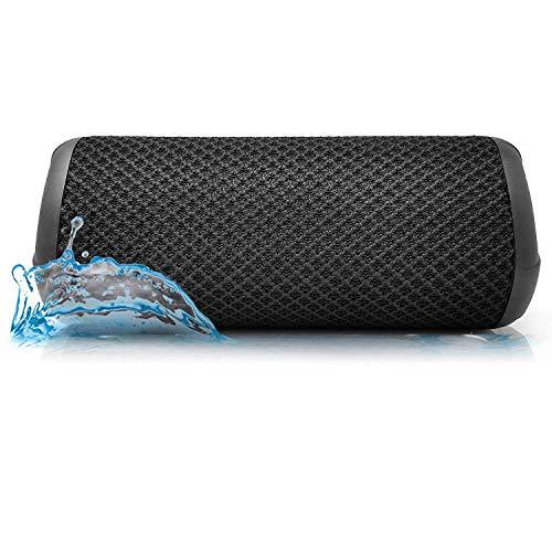 Photive Rugged Waterproof Portable Speaker