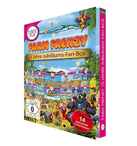 Farm Frenzy - 10 Jahre Jubiläums Fan Box
