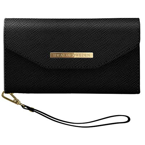 iDeal of Sweden Mayfair Clutch Schwarz kompatibel mit iPhone 11 Pro