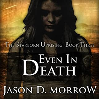 Even In Death audiobook cover art