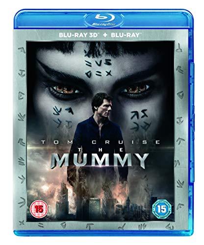 Blu-ray2 - The Mummy (2017) (3D + Bd + Uv) - 3D + Bd (2 BLU-RAY) [UK Import]
