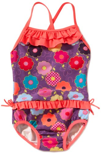 NAME IT baby - meisjes zwemkleding ZANGIE MINI SWIMSUIT W/DIAPER 212