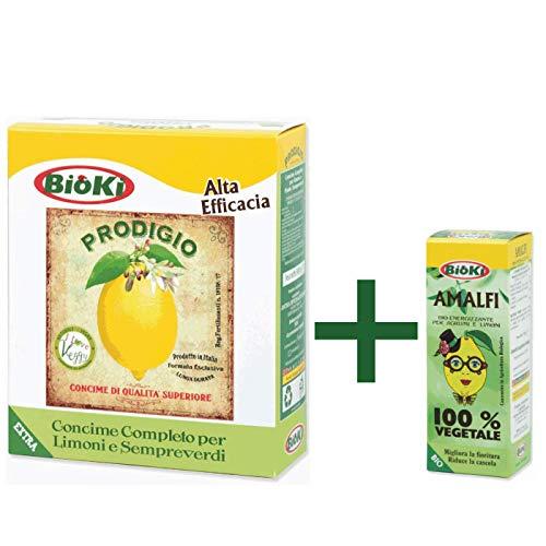 Concime energizzante per Limone +Prodigio Limone concime completo slow release con ferro a rapido assorbimento