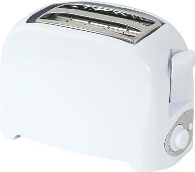Infapower X551 2 Slice Toaster - White