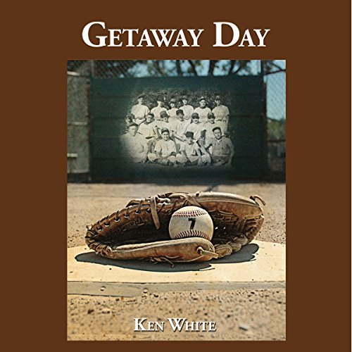 Getaway Day audiobook cover art