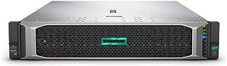 HPE ProLiant DL380-G10-2U Rack Server with Intel Xeon 4210 CPU,32 GB RAM,No HDD,P408i-a/2GB RAID Controller,(1+0)500W Powe...
