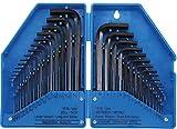 Kraftmann hexagonale de clés Allen, 810