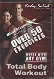 Body-Solid Buily for Life Multi Station Gym Workout DVD Over 50 Exercises Total Body Workout