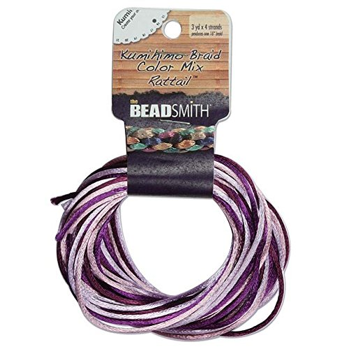 Best beadsmith rattail satin cord 2mm for 2020