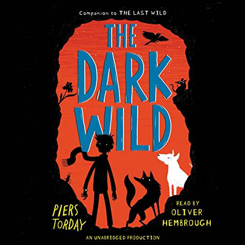 The Dark Wild audiobook cover art
