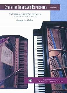 Essential Keyboard Repertoire: Volume 2