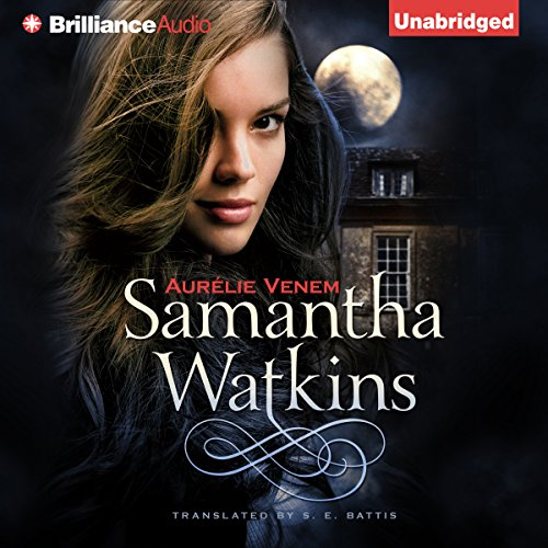 Samantha Watkins, Book 1 audiobook cover art