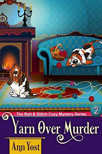A Yarn Over Murder by [Ann Yost, Alice Duncan]