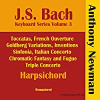 J.S. Bach Keyboard Series, Vol. III