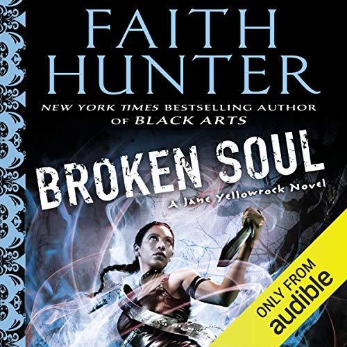 Broken Soul audiobook cover art