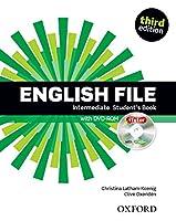 English File 3/E Intermediate Student Book w/iTutor Pack