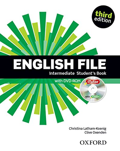 English File third edition: English file digital. Intermediate. Student's book-iTutor-iChecker. Per le Scuole superiori. Con DVD-ROM: The best way to get your students talking