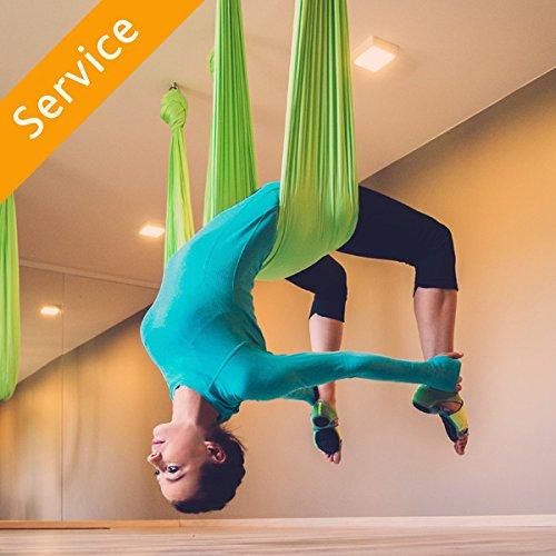 Aerial Yoga Classes  8 Sessions  InStudio