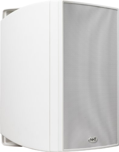 NHT O2-ARC High Performance 2-Way Outdoor Loudspeaker, Single, Matte White