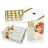 Pack 20 mini perfumes de mujer como detalles de boda para invitados Desigual Fresh Eau de toilette 15 ml. spray original personalizado