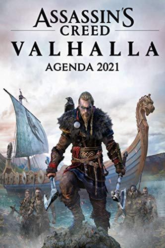 Assassin's Creed Valhalla Agenda 2021: Calendrier sur 13 mois de déc 2020 à déc 2021