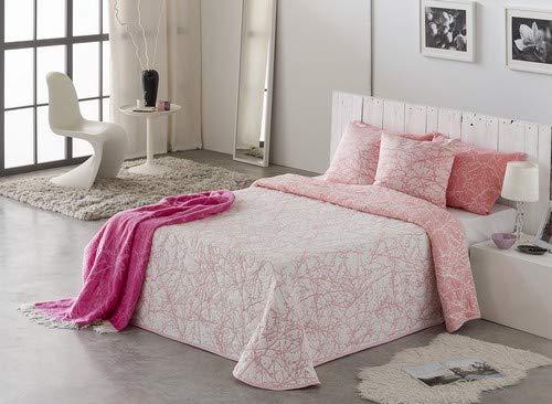 Vialman Överkast, rosa, 135
