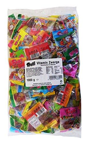 Trolli Vitamin Zwerge, 100er Pack (100 x 10g)