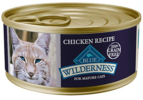Blue Wilderness Cat Food Mature