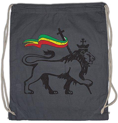 Urban Backwoods Lion of Judah II Turnbeutel Sporttasche