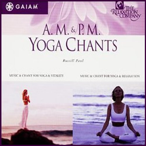 AM/PM Yoga Chants copertina
