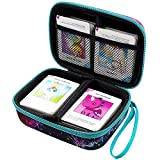 Cards Holder Up to 350 Compatible with The Rider Tarot Deck/ Phase 10 Card Game/ PM/ TCG/ CAH Card Game, Game Card Case for Base Game/ Legends/ Dragons/ Rainbow Apocalypse - Galaxy