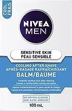 Nivea Men Sensitive Skin Cooling After Shave Balm, 100 ml