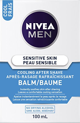 NIVEA MEN Sensitive Skin Cooling After Shave Balm, 100ml