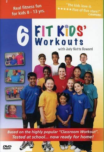 6 Kids Fitness Workouts Fit Kids [DVD] [2008] [US Import]