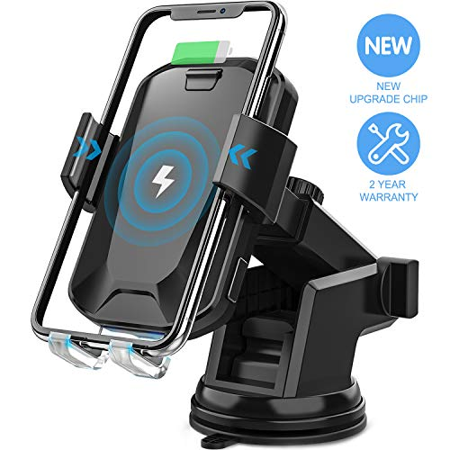 CHGeek Wireless Car Mount Charger for Galaxy Phone