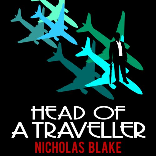Head of a Traveller audiobook cover art
