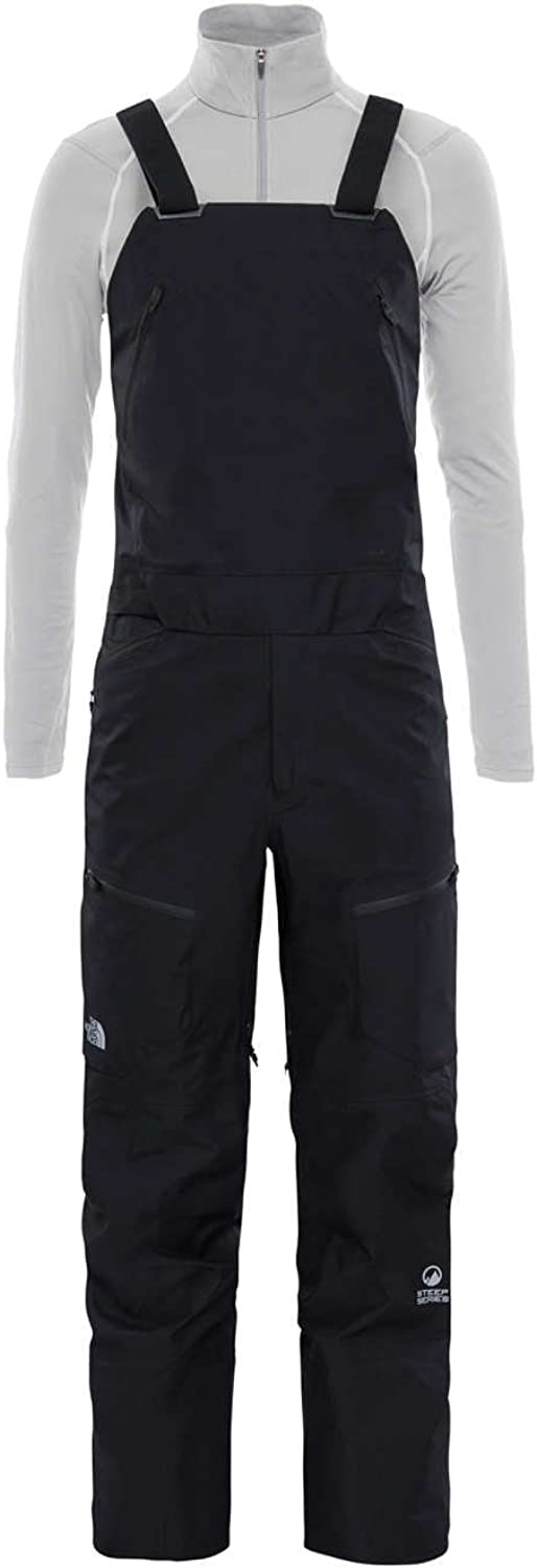 THE NORTH FACE Fuse Brigndine Bib Pants Fall 2017 Tnf Black Fuse