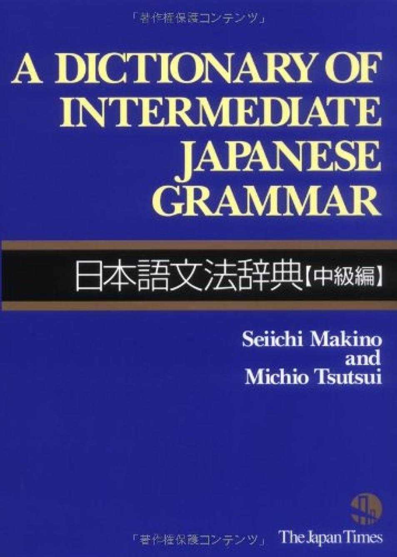 効果的見込み豊かにするA Dictionary of Intermediate Japanese Grammar 日本語文法辞典 [中級編]