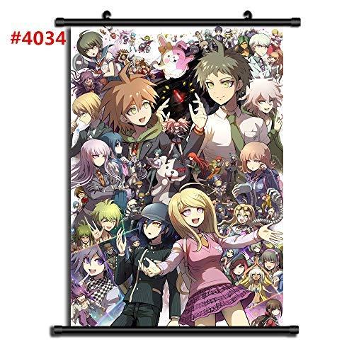 Unbrand for Danganronpa - Poster da parete, motivo: Super Danganronpa V3