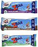Clif Kid Organic Z Bar - Variety Pack - 1.27 oz - 36 count
