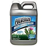Pulverize PWG-C-320 Weed & Grass Concentrate Weed Killer, Clear